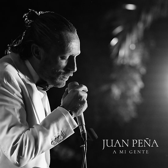 "Reservar ""A MI GENTE"" JUAN PEÑA CD + DVD (2021)"