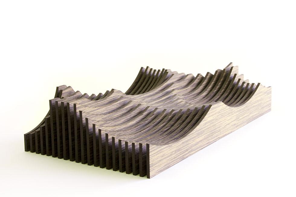 Dunes Tray - 02