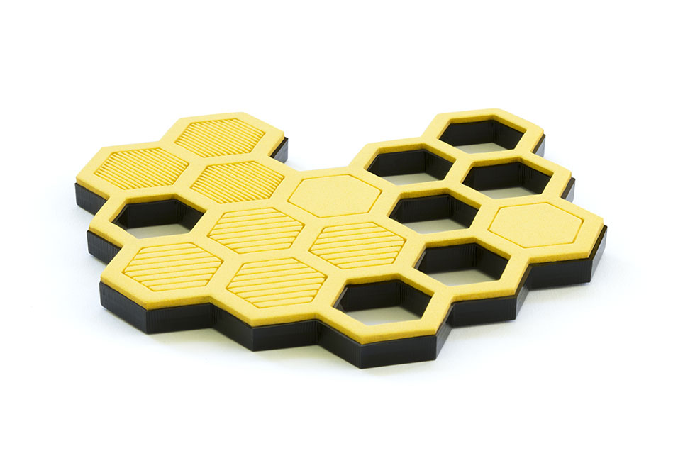 Honeycomb Coaster - 02