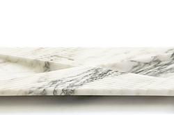Designer Marble Platter for serving