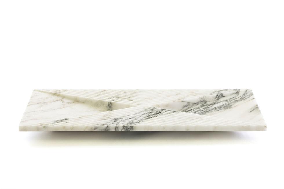 Designer Marble Serveware Platter