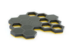 Honeycomb Coaster - 01