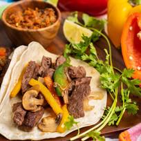 Beef Fajita Taco - Soft