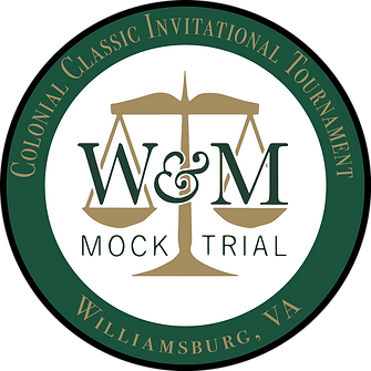 william mary mock trial tournament colonial classic
