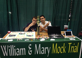 william mary mock trial