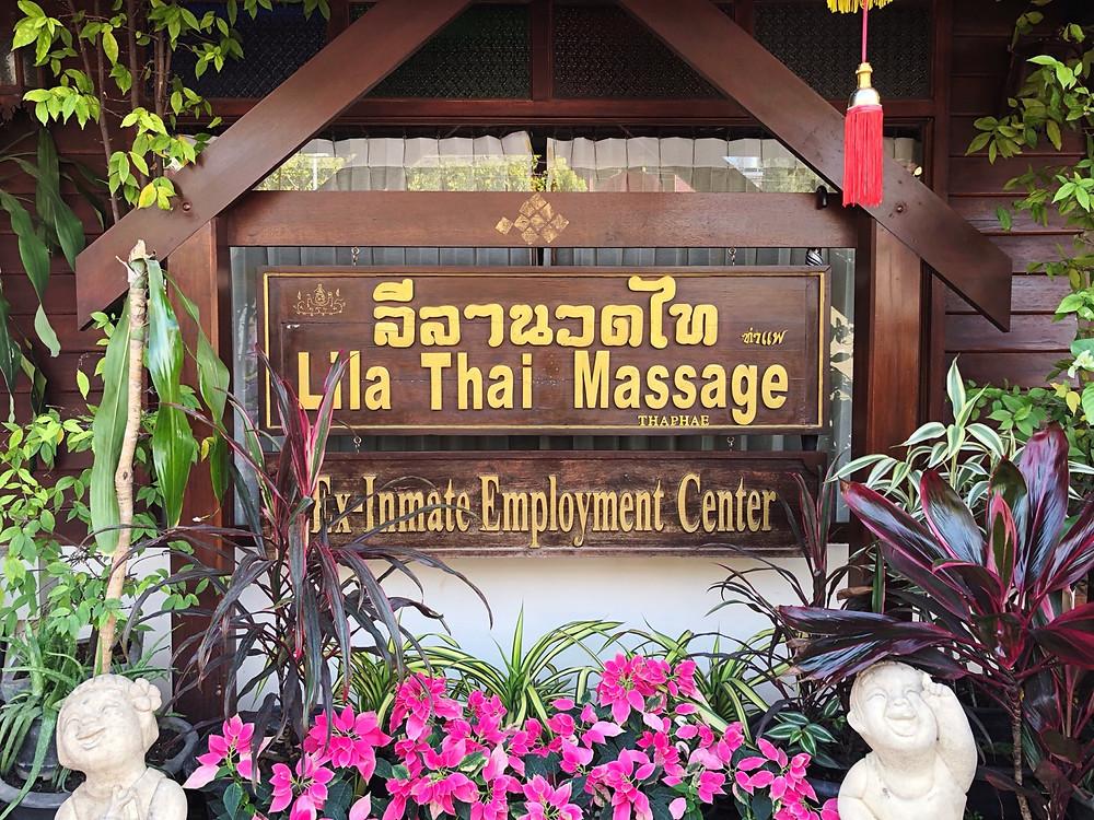 Lila Thai Massage Chiang Mai Thailand