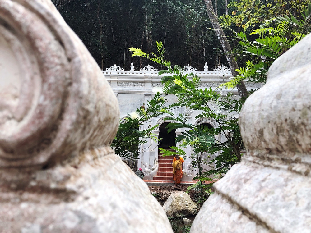 Wat Pha Lat Chiang Mai, Thailad