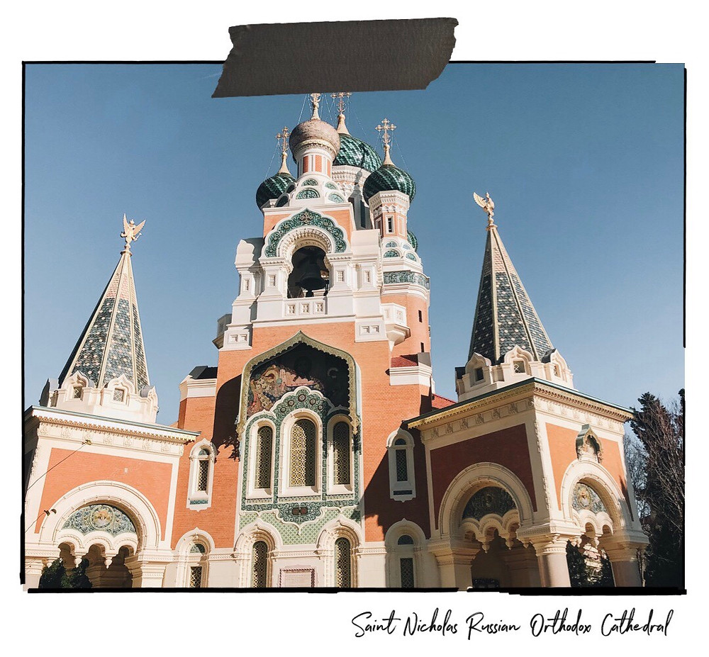Russian Orthodox Cathedral France