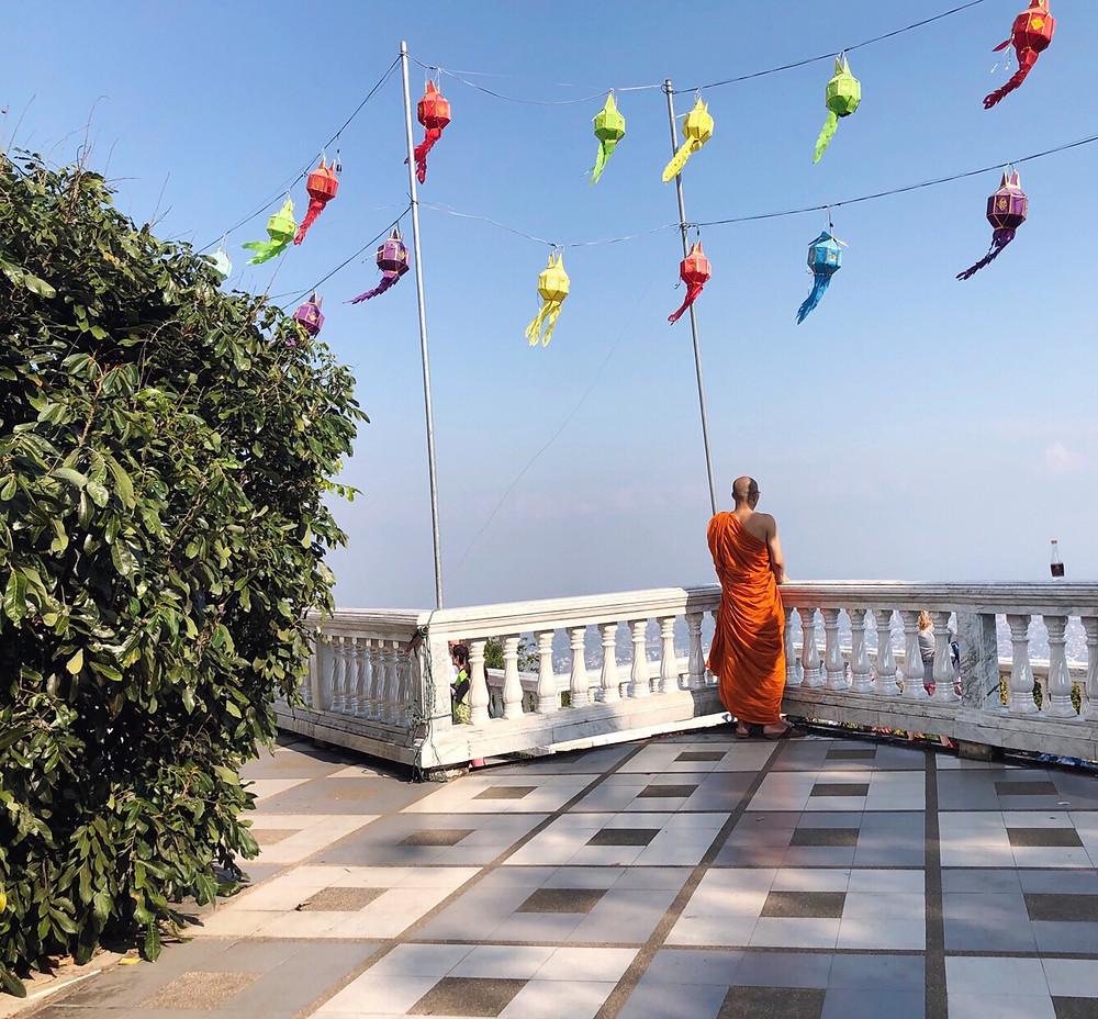 Wat Doi Suthep Chiang Mai, Thailand