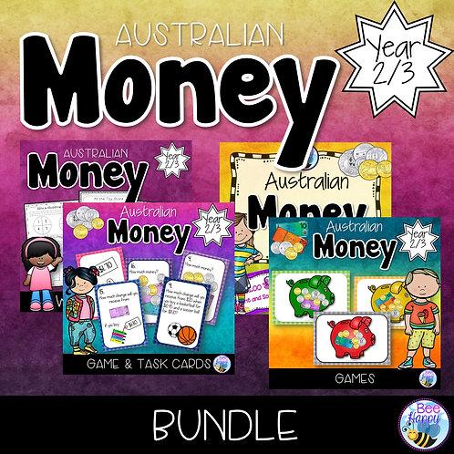 Australian Money Bundle Year 2/3