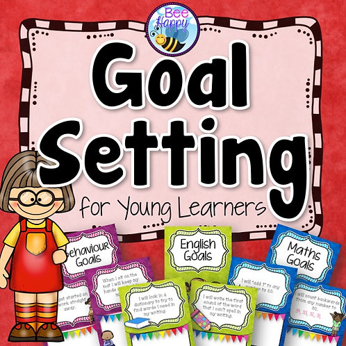 Goal Setting for Young Learners
