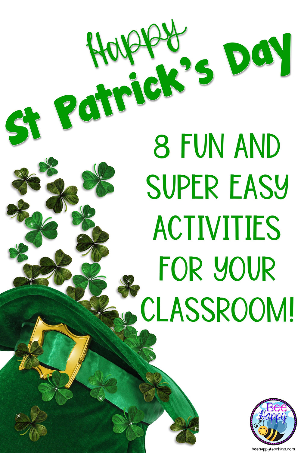 St Patrick's Day activities for the classroom