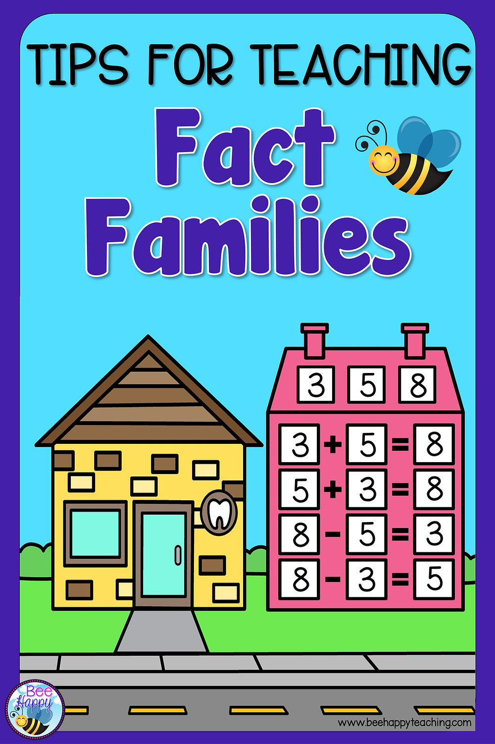 Tips for Teaching Fact Families