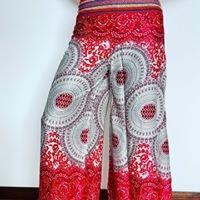 Pantalón Thai 09