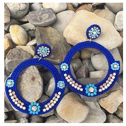 Argollas Blue