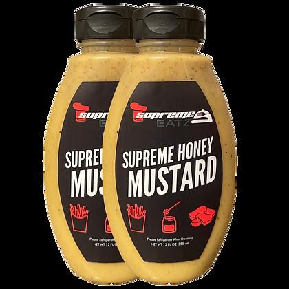 Two (2) Pack Supreme Honey Mustard