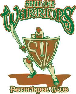 Shiloh Warriors logo full