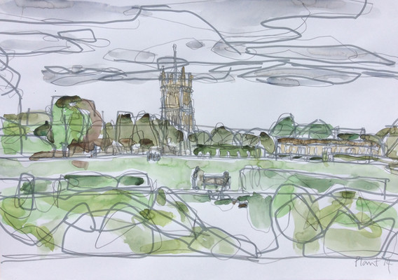 Cirencester Abbey Grounds 3