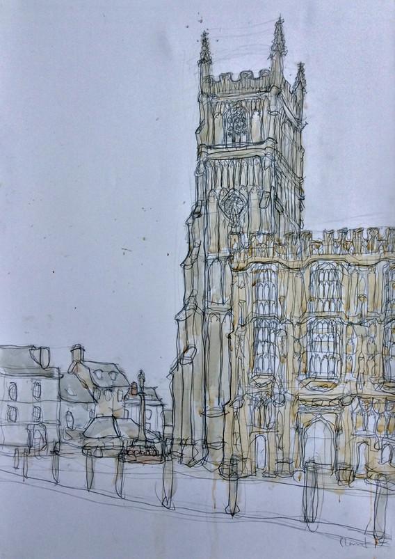The Parish Church Tower