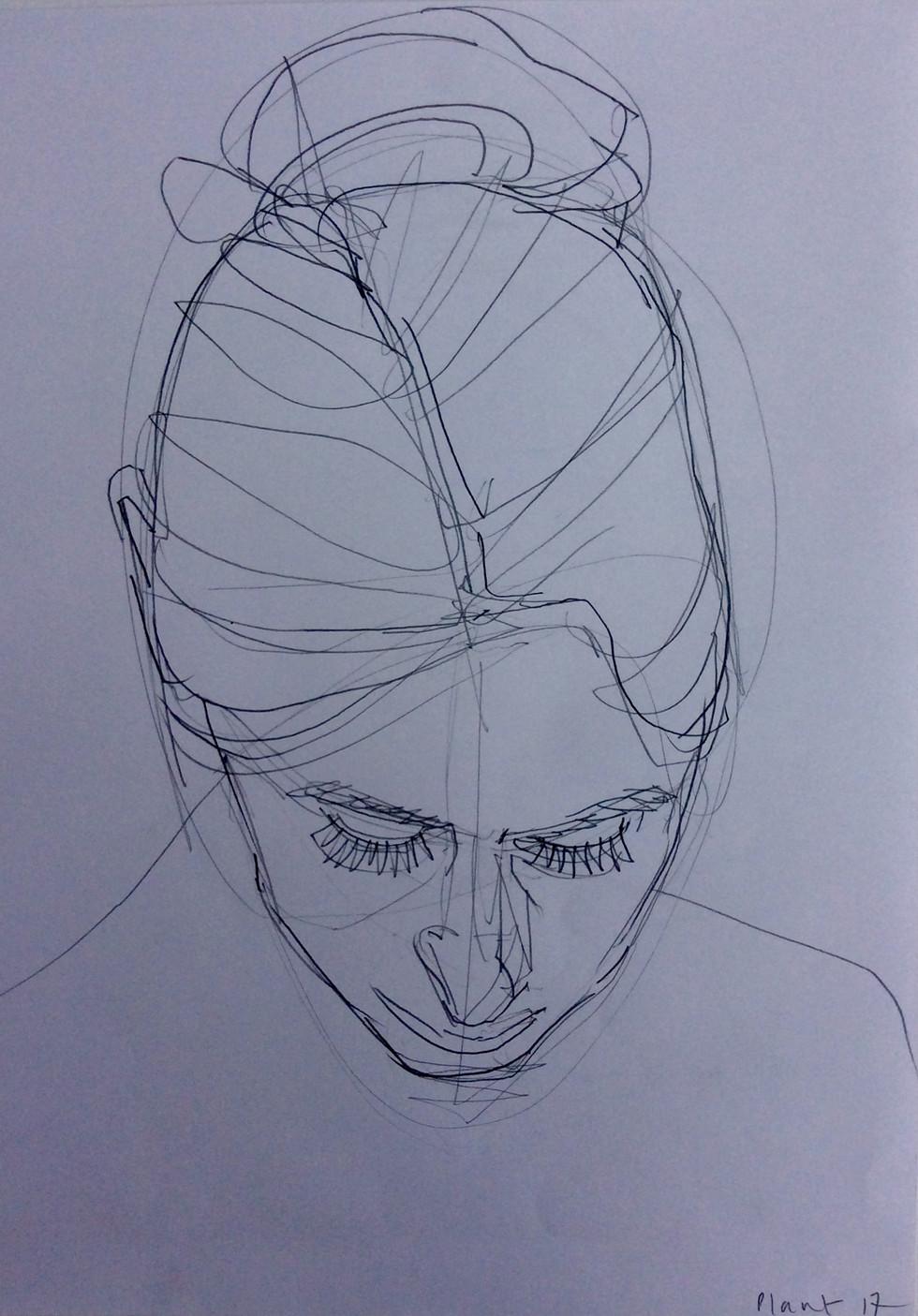 Andrea Thinking