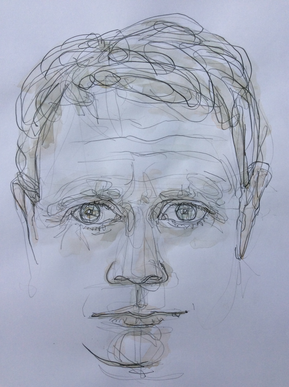 Self Portrait with a Lazy Eye