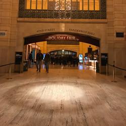 Holiday Fair at Grand Central
