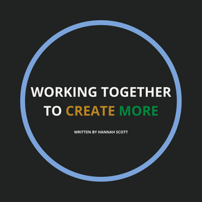 Working Together To Create More