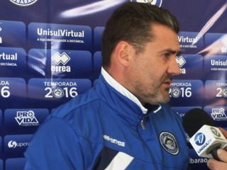 Marcelo Mabilia destaca evolução na primeira semana da pré-temporada