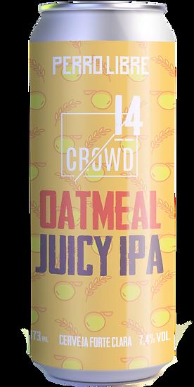 OATMEAL JUICY IPA - CROWD 14