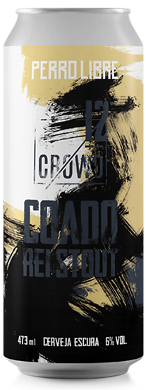 COADO REI STOUT - CROWD 12