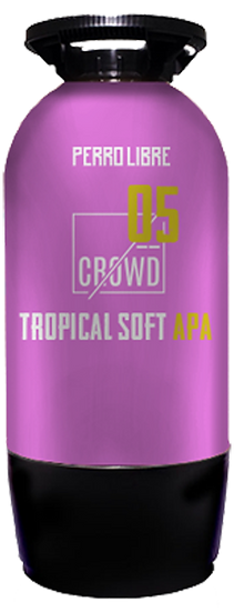 TROPICAL SOFT APA - CROWD 05