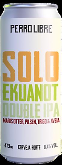 SOLO EKUANOT DOUBLE IPA