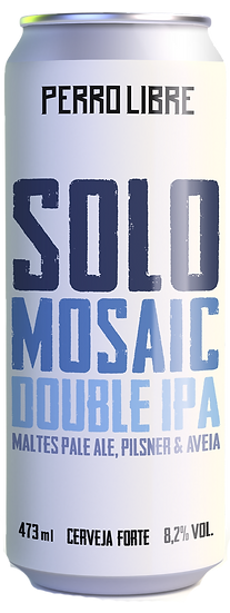 SOLO MOSAIC DOUBLE IPA