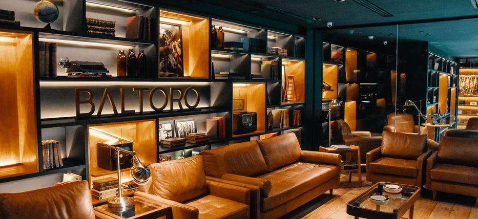 Baltoro Lounge - Mezzanino POA