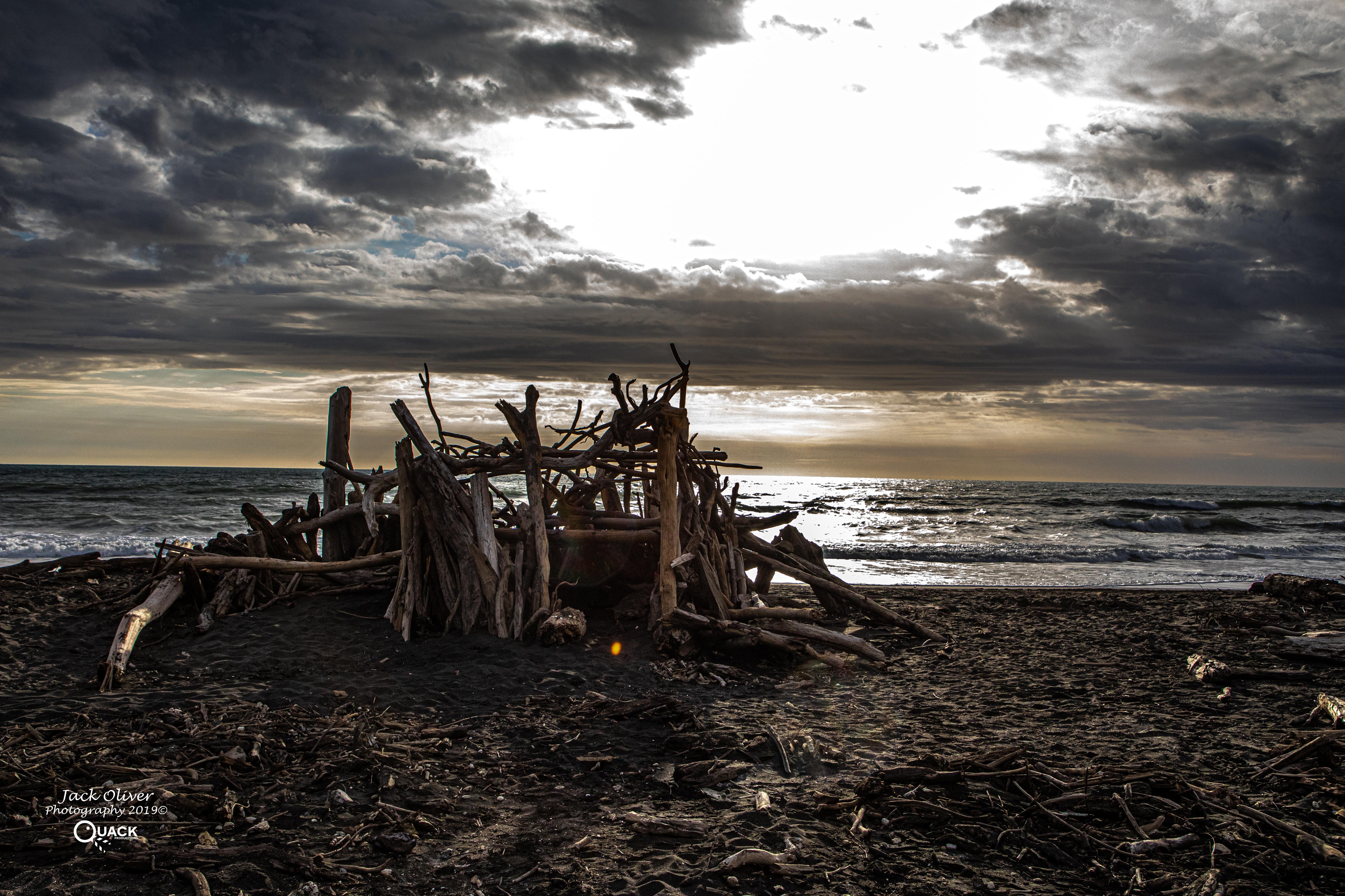 Whanganui - Castlecliff Beach