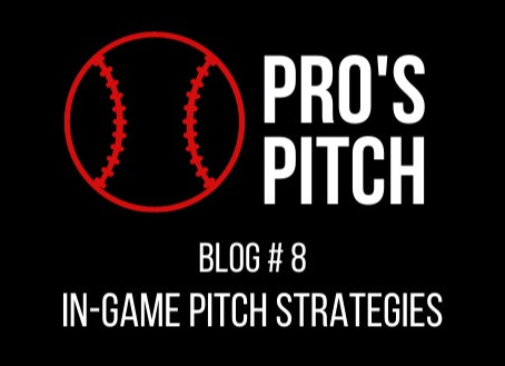 In-Game Pitch Strategies