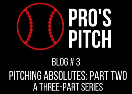 In-Game Pitching Absolutes: Part Two of a Three Part Series