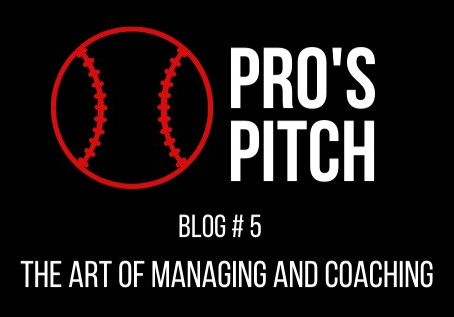 The Art of Managing and Coaching