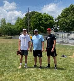 Luke Storm, Schrenk and Clark