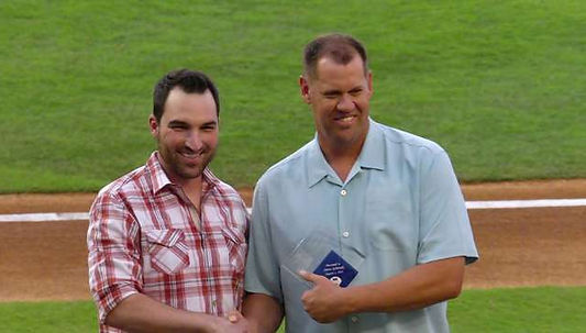 Steve Schrenk Vince Vukovich John Vukovich Award Philadelphia Phillies Pitching Coach Pro