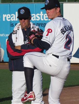 Steve Schrenk Philadelphia Phillies