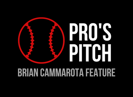 Brian Cammarota Feature