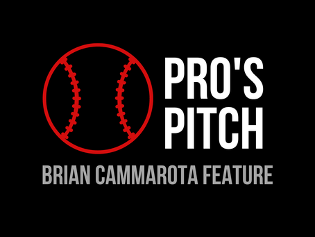 Brian Cammarota Feature