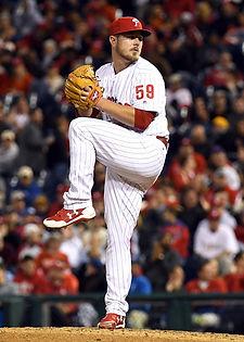 Mark Leiter Jr. Philadelphia Phillies