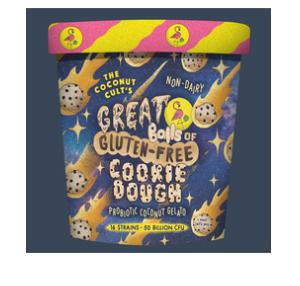 Coconut Cult Gluten Free Cookie Dough