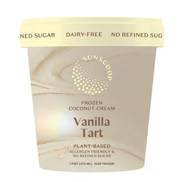 Sunscoop Vanilla Tart