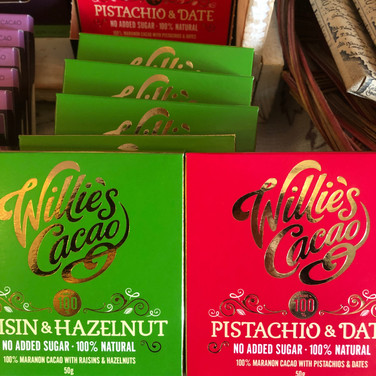 Willie's Chocolate 100%