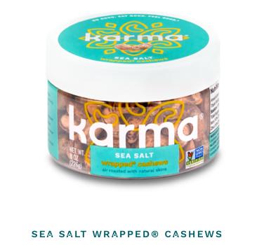 Karma Cashews