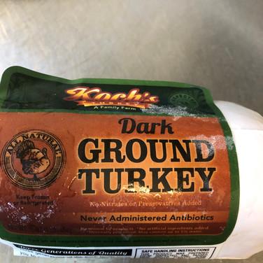 Koch Dark Ground Turkey