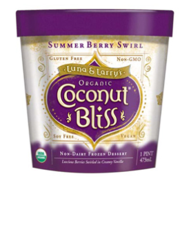 Coconut Bliss Summer Berry